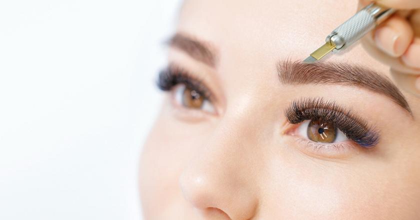 自然素顏眉的8個步驟
