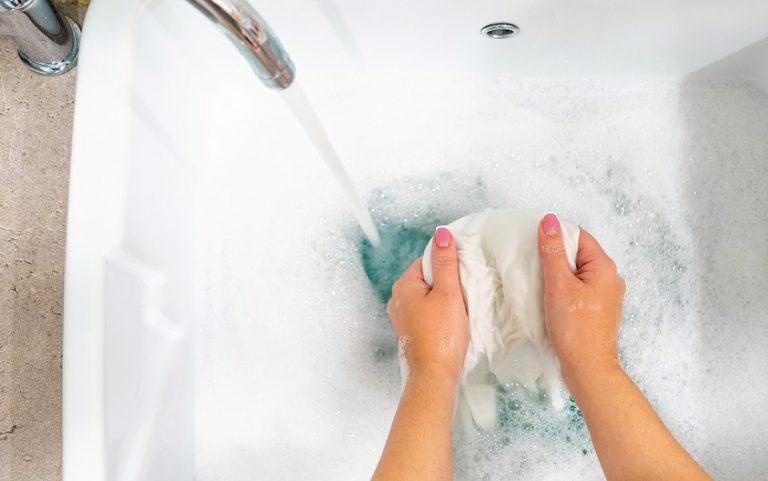 女性內褲怎麼清洗更健康衛生