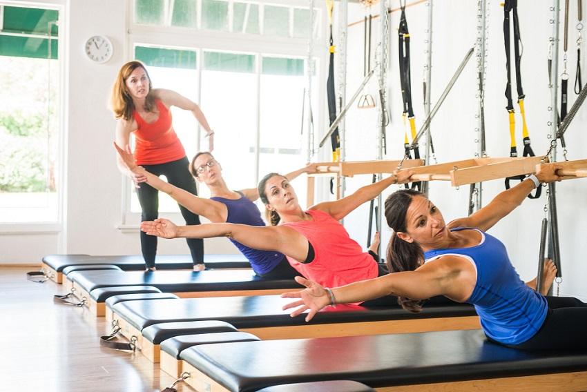 普拉提與瑜伽健身的分別
